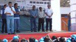Humala inauguró desembarcadero pesquero artesanal en Chimbote - Noticias de
