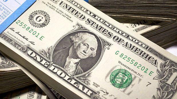 Dólar sube tras dos sesiones a la baja y se cotiza en S/3,378