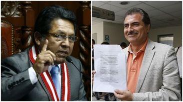 ¿Fiscal Ramos tuvo razones para archivar denuncia contra Gagó?