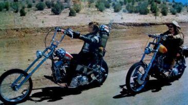 Moto de Peter Fonda en Easy Rider a subasta