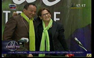 """'Melcochita': """"Si Villarán hace algo malo, me retiro de cómico"""""""