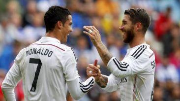 Repasa los 10 goles de la paliza del Real Madrid sobre el Depor