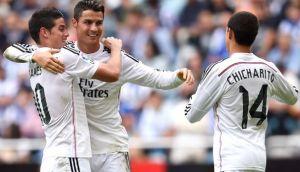 Diez datos que no sabías tras 8-2 del Real Madrid sobre Depor
