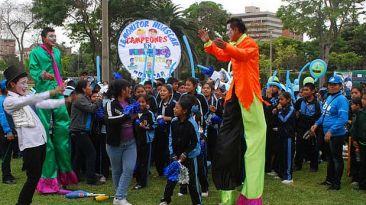Municipalidad de Lima organiza la 'Festibici' para escolares