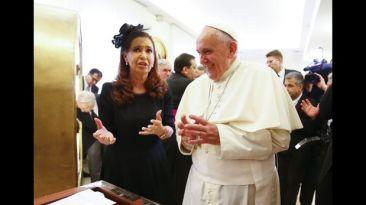 Los temas que tocaron el Papa y Cristina en 3 horas de reunión