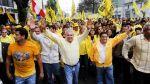 Castañeda lidera la intención de voto con un 50%, según Ipsos - Noticias de ipsos perú
