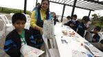 Realizaron la VI Feria de Reciclaje en Miraflores - Noticias de