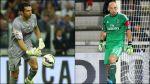 AC Milan vs. Juventus: las buenas atajadas de Buffon y Abbiati - Noticias de christian abbiati