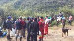 Equipo de alta montaña de Huaraz llegó a la cueva Intimachay - Noticias de lluvias intensas