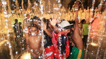 Lo mejor de la visita de los niños andinos y amazónicos a Lima