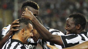 Con gol de Carlos Tévez, Juventus le ganó 1-0 al AC Milan