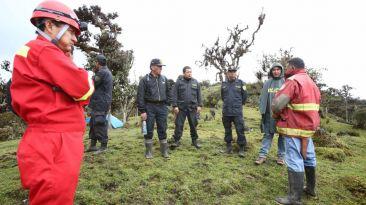 Así se planifica el rescate del espeleólogo español en Amazonas