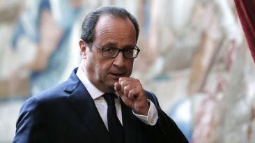 La popularidad de Hollande se desploma a 13%