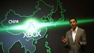 Microsoft retrasa el lanzamiento del Xbox One en China