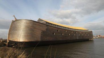 ¿Es posible vivir en un arca?