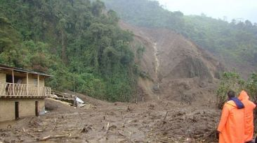 Cusco: Ranraccasa es declarada en emergencia por deslizamientos