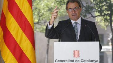 Cataluña: Mas convocará consulta soberanista la próxima semana
