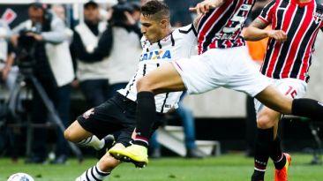 Con este golazo de Guerrero, el 'Timao' derrotó al Sao Paulo