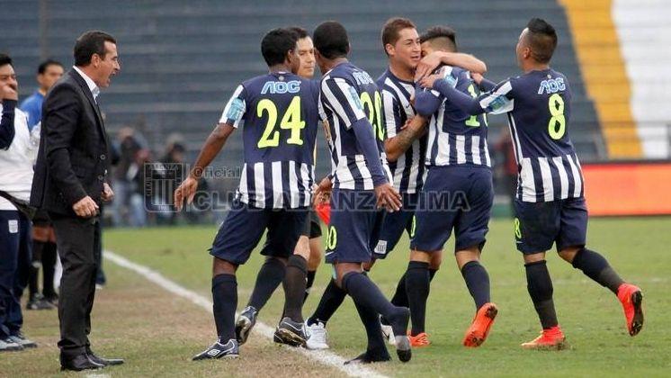 Alianza venció 2-1 a San Martín luego de cuatro años