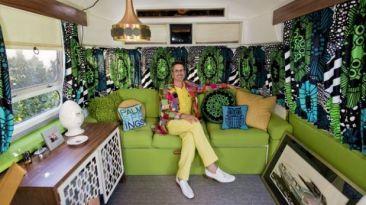 La buena vida de los ricos y famosos de Palm Springs en fotos