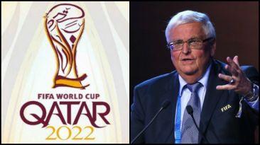 El Mundial de 2022 no se jugará en Qatar, dice miembro FIFA