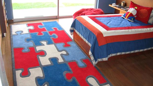 Cinco ideas de alfombras para cuartos infantiles foto for Precios de dormitorios infantiles