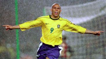 Día del gol: el 'Fenómeno' Ronaldo está de cumpleaños