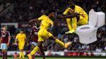 Mario Balotelli fue víctima de memes debido a un extraño salto - Noticias de