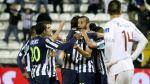 MINUTO A MINUTO: Alianza iguala 1-1 con San Martín en Matute - Noticias de