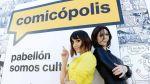 Comicópolis, un mundo de historietas en Buenos Aires - Noticias de chris baker