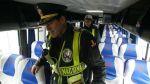 Delincuentes asaltaron bus interprovincial en Pampamarca - Noticias de puquio