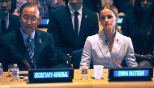Emma Watson: su emotivo discurso en la ONU subtitulado