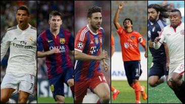 A falta de Champions: atractiva GUÍA TV del fútbol de la semana