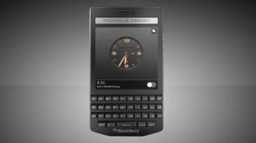 VIDEO: Porsche y Blackberry lanzan exclusivo smartphone