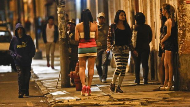 prostibulos del peru prostitutas de  euros