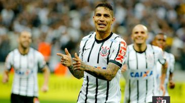 "Corinthians crea ""La Bamba"" al ritmo de Paolo Guerrero"