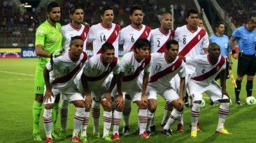 Así jugaría la selección peruana en el amistoso ante Chile