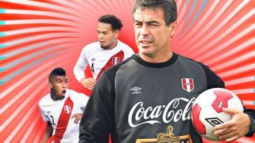 La 'renovación' de Bengoechea en la selección peruana