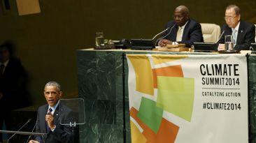 Frases de los líderes mundiales en Cumbre del Clima de la ONU
