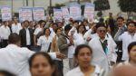 Minsa: sanciones para médicos en huelga se sabrán esta semana - Noticias de