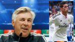 Carlo Ancelotti elogió el crecimiento de James en Real Madrid - Noticias de