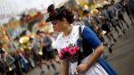 Empezó el Oktoberfest, la fiesta más multitudinaria del mundo - Noticias de