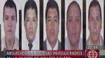 Caso Wilhem Calero: absuelven a policías acusados de asesinato - Noticias de mongrut munoz