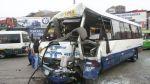 Seis heridos dejó choque de 'Chosicano' contra auto y mototaxi - Noticias de municipalidad de chosica