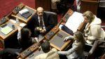 Fotos: Lo que no se vio de la interpelación al ministro Mayorga - Noticias de