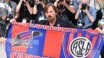 Viggo Mortensen y su última muestra de cariño a San Lorenzo - Noticias de