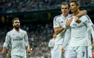 Real Madrid goleó 5-1 al Elche con 'póker' de Cristiano