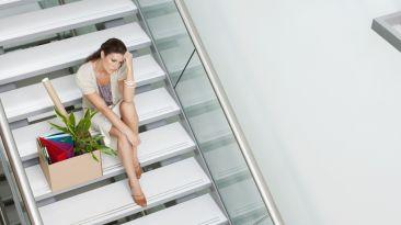 Seis maneras de salir airosa luego de un despido inesperado
