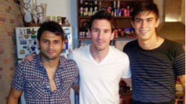 Vallejo jugará en octavos ante Bahía de los primos de Messi