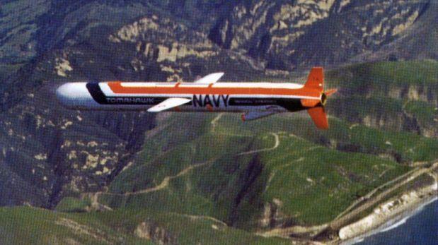 Resultado de imagen para misiles Tomahawk